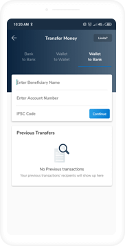 Instant Online Money Transfer - Any Card, Any Bank