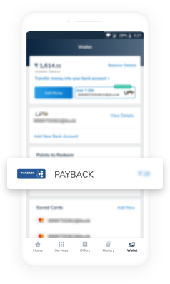 Redeem Payback Points & Convert it in to Cash | MobiKwik com
